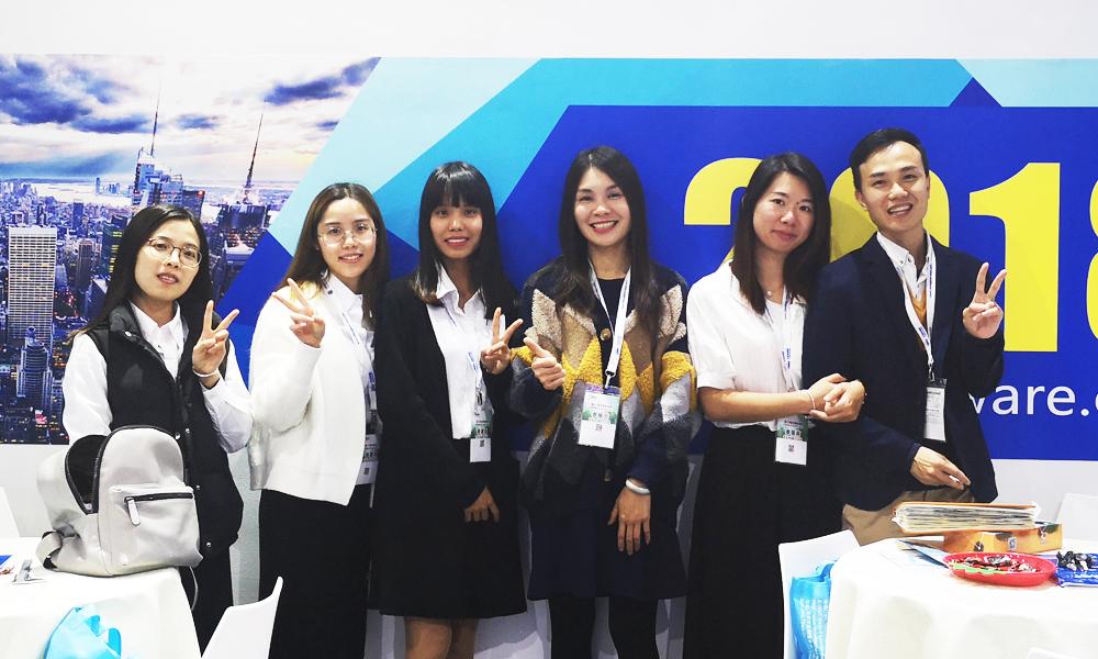 2018 Shanghai Exhibition